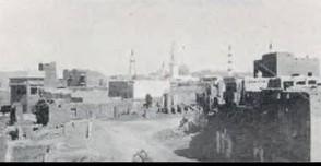 الحارات المحيطة بالمسجد النبوي الشريف