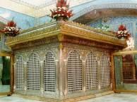 ضريح الإمام الرضا القديم