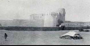 قصر سيدنا سعيد بن العاص رضي الله عنه