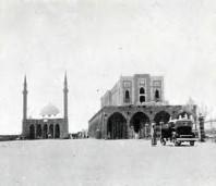 مسجد سيدنا عثمان والقشلة العسكرية في العنابية