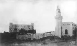 مسجد عروة والقلعة التركية