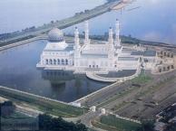 Majectic Malaysia Masjid