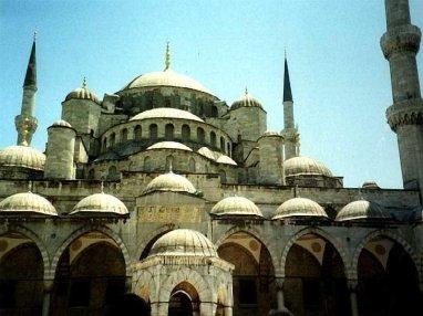 Sultan Ahmad Blue Mosque