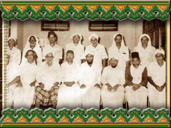 സുന്നീ നായകന്മാര് - ഒരു പഴയ ഫയല് ചിത്രം