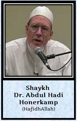 shaik Abdul Hadi Honerkamp