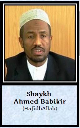 shaik Ahmed Bakiri