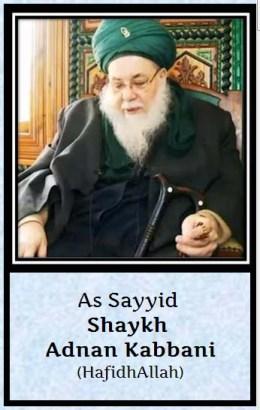 shaik Asayyid Adnan Kabbani