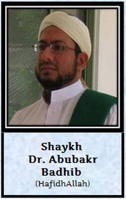 shaik Dr. Abubacker Badhib