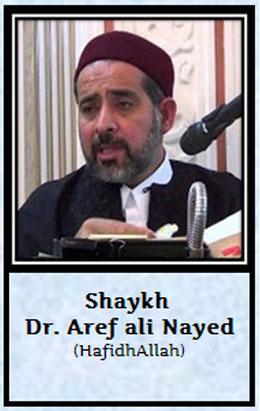 shaik Dr.Aref ali Nayed