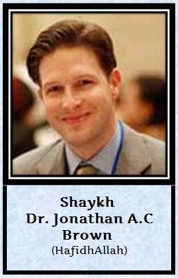 shaik Dr.Jonathan A.C Brown