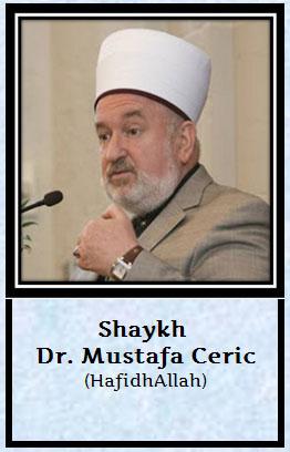 shaik Dr Mustafa Ceric