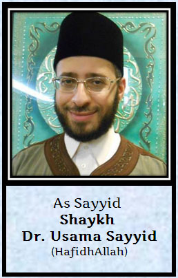 shaik Dr Usama Sayyid