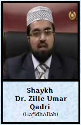 shaik Dr Zille Umar Qadiri