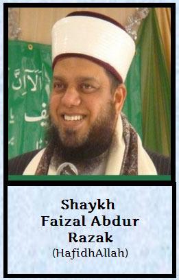 shaik Faizal AbdurRazak