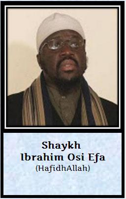 shaik Ibrahim Osi Efa