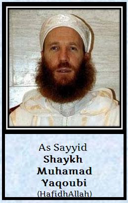 shaik Muhamed Yaqoubi
