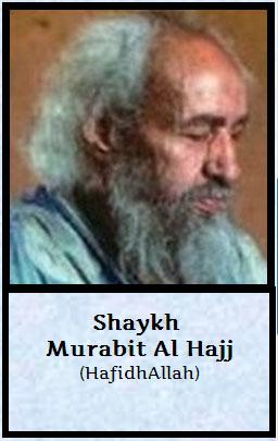 shaik Murabit Al Hajj