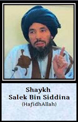 shaik Salek Bin Siddina