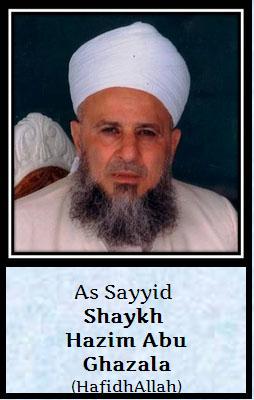 shaik Seyyid Hazim abu Ghazala