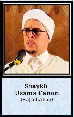 shaik Usama Canon