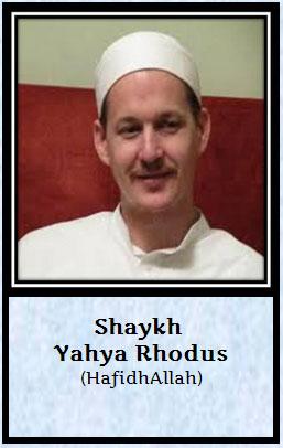 shaik Yahya Rhodus