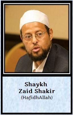 shaik Zaid Shakir